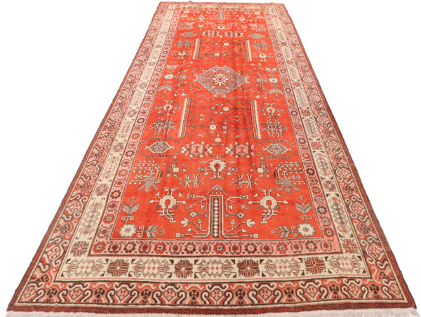 361831 Khotan Samarkand Circa 1930 Very Good Perfect Condition Size 426 X 210 Cm 2 600x452