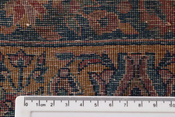 363446 Keshan Kork Manchester Wool Circa 1910 Very Good Condition Size 763 X 436 Cm 8 600x400
