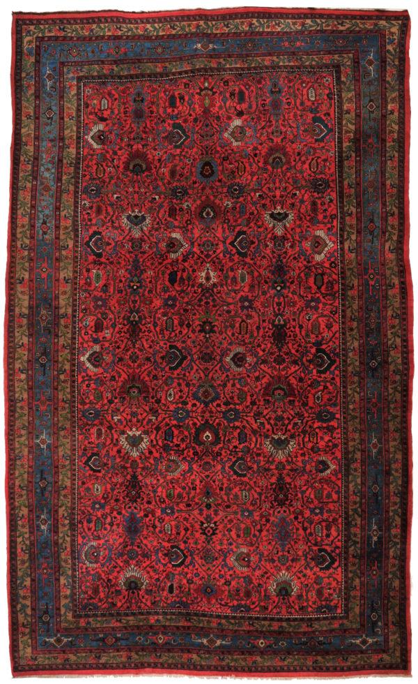 363556 Bidjar Circa 1920 Very Good Condition Size 565 X 346 Cm 1 600x980
