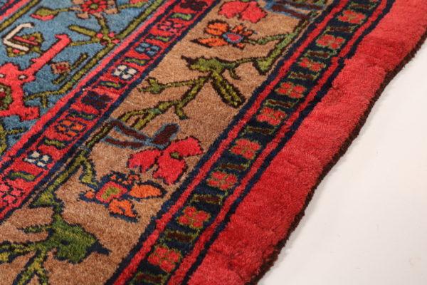 363556 Bidjar Circa 1920 Very Good Condition Size 565 X 346 Cm 10 600x400