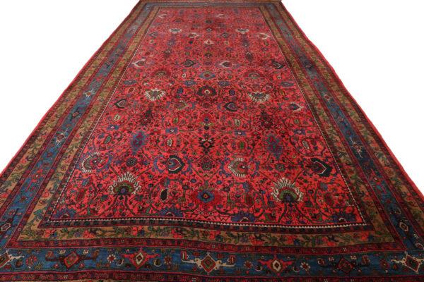 363556 Bidjar Circa 1920 Very Good Condition Size 565 X 346 Cm 2 600x400