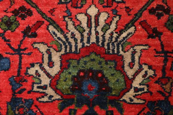 363556 Bidjar Circa 1920 Very Good Condition Size 565 X 346 Cm 6 600x400