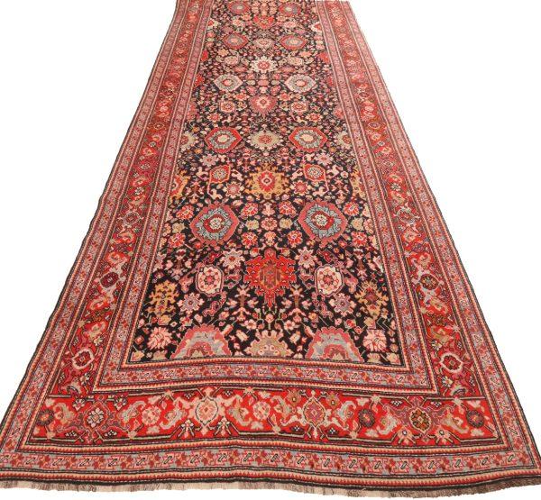 363817 Azerbaijan Gharebagh Circa 1900 Size 578 X 200 Cm 8 600x555