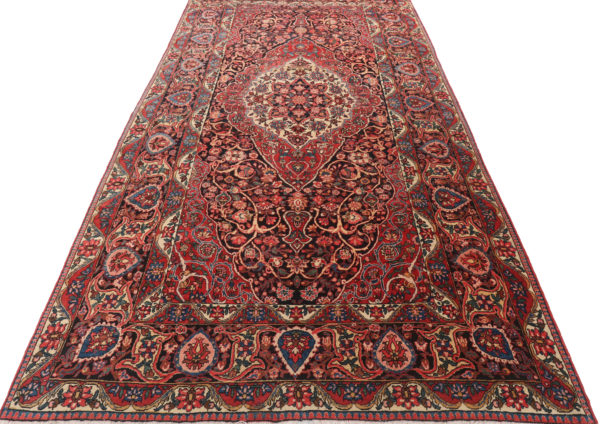 600958 Bakhtiar Circa 1930 Very Good Condition Size 395 X 219cm 3 600x424