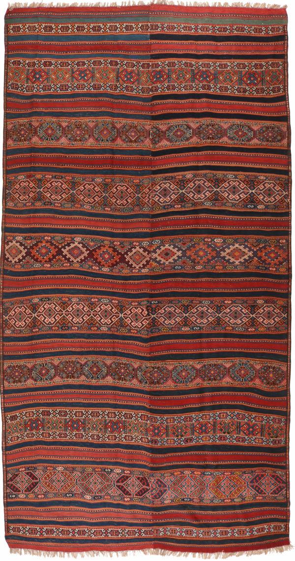 324820 Kurdi Guchan Circa 1910 Or Older Fsoumak Weave Kilim Size 372 X 192 Cm 1 600x1139