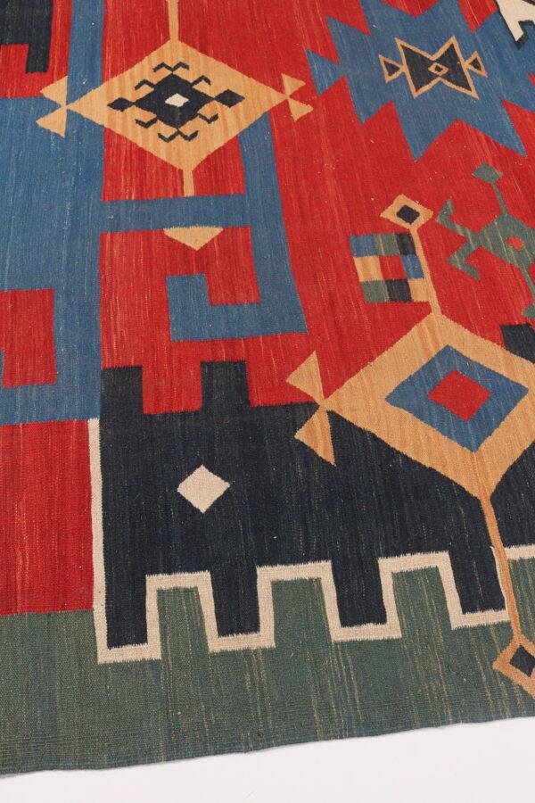 346285 Kashghai Kilim Navaho Design Size 310 X 228 Cm 2 600x900