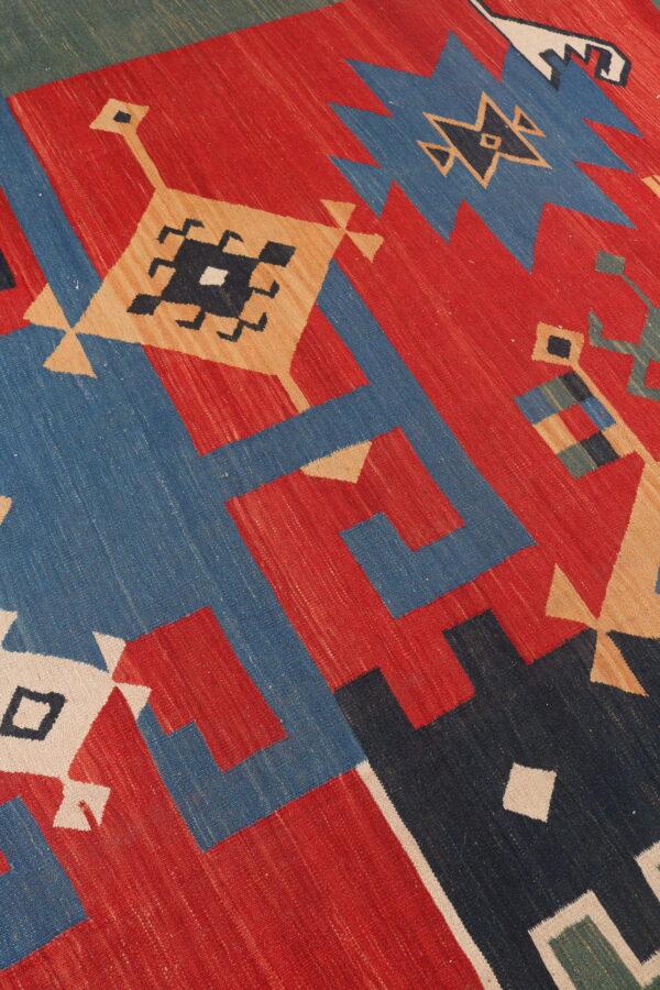 346285 Kashghai Kilim Navaho Design Size 310 X 228 Cm 3 600x900