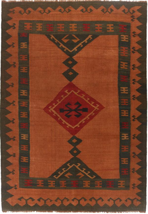 346289 Kashgai Gabbeh Design Kilim Size 302 X 209 Cm 1 600x868