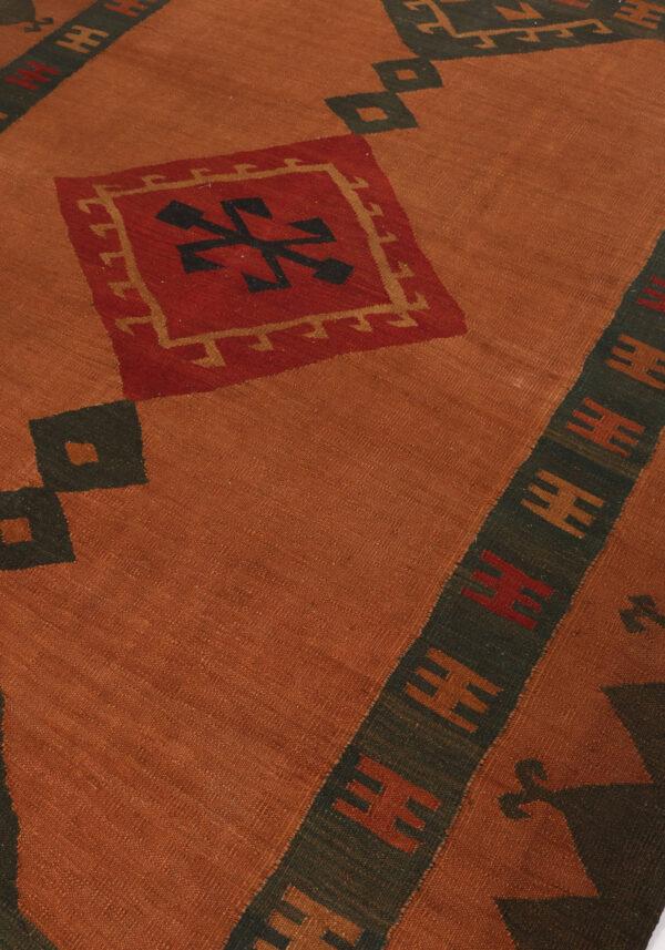 346289 Kashgai Gabbeh Design Kilim Size 302 X 209 Cm 3 600x857