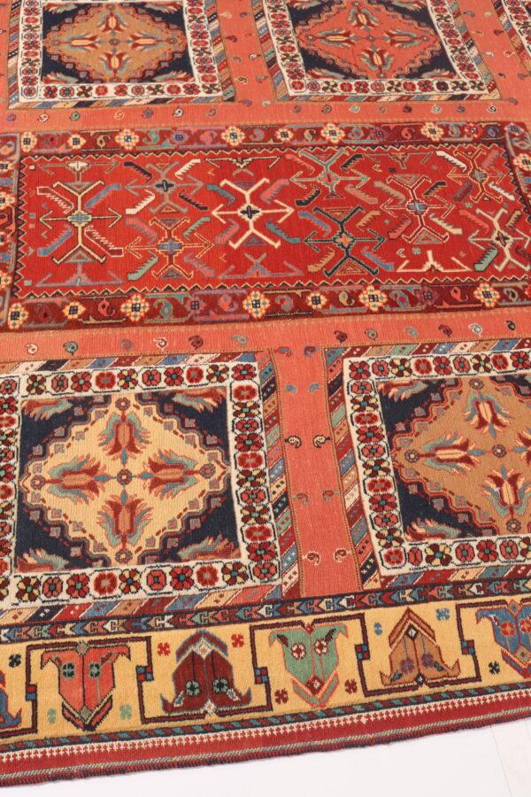 407153 Suzani Afshar Fine Kilim In Pile And Soumak Weave Size 316 X 200 Cm 2 600x900
