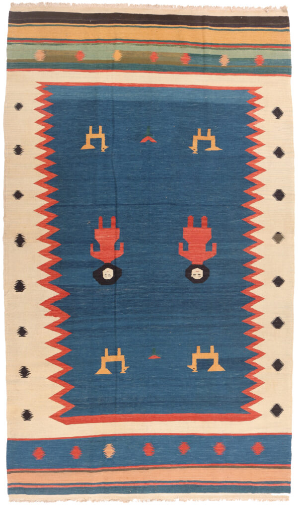 407790 Kashgai Gabbeh Design Kilim Size 294 X 173cm 1 600x1020