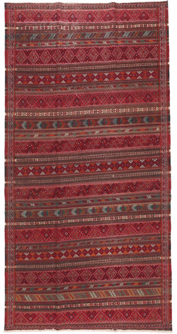 408146 Turkamen Kilim Size 358 X 184 Cm 1 600x1133