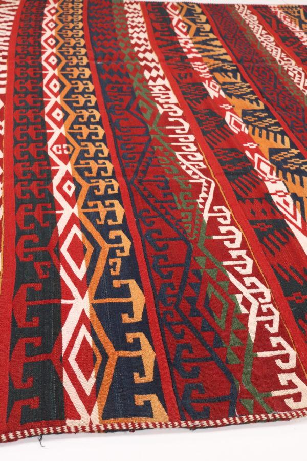 606342 Uzbek Kilim Size 370 X 190 Cm 2 600x900