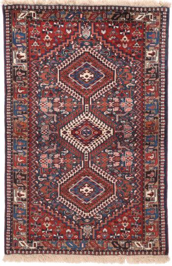607180 Yalameh Size 163 X 105 Cm 1 Scaled 350x541, Ramezani London Rugs