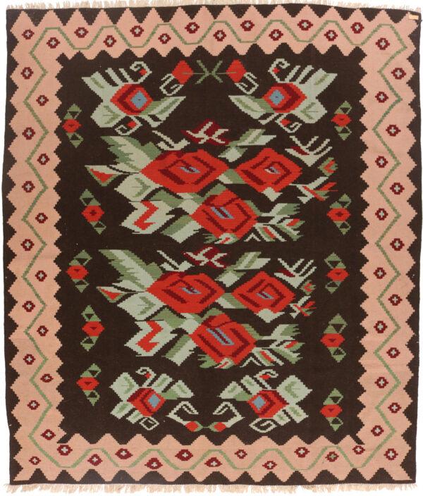 707076 Karabakh Design Kilim Size 281 X 242 Cm 1 600x704