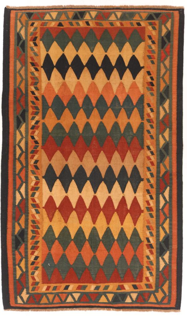 345659 Kashghai Kilim Traditional Size 285 X 170 Cm 600x1013