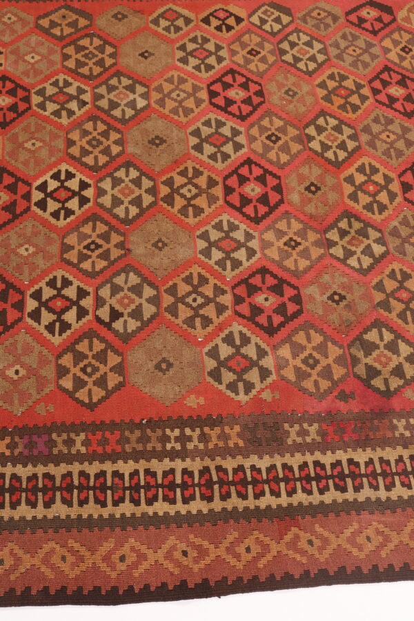 346215 Azerbaijan Shahsavan Kilim Size 309 X 175 Cm 2 600x900