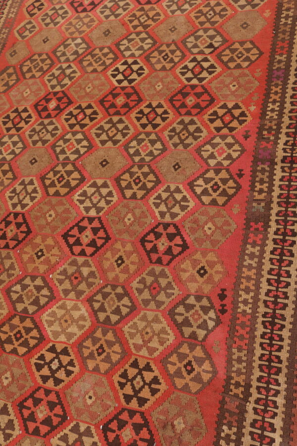 346215 Azerbaijan Shahsavan Kilim Size 309 X 175 Cm 3 600x900