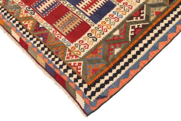363429 Kashghai Kilim Size 235 X 160 Cm 3 600x400