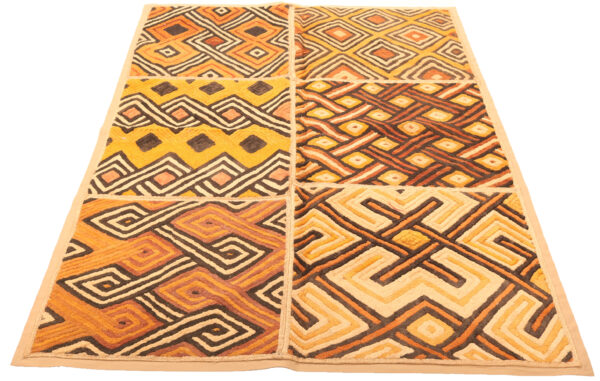 338474 African Textile Republic Of Congo Size 183 X 120 2 600x381