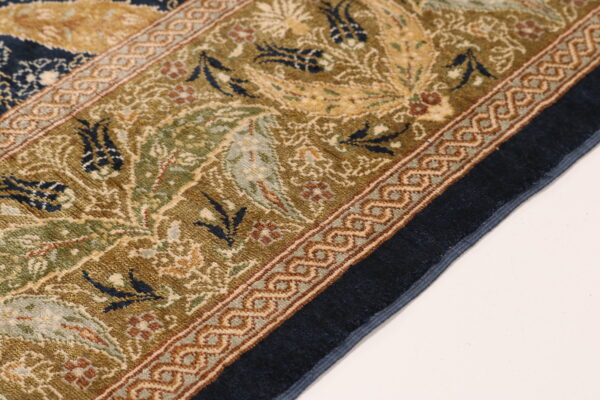 363611 Tabriz Silk Size 225 X 140 Cm 6 600x400