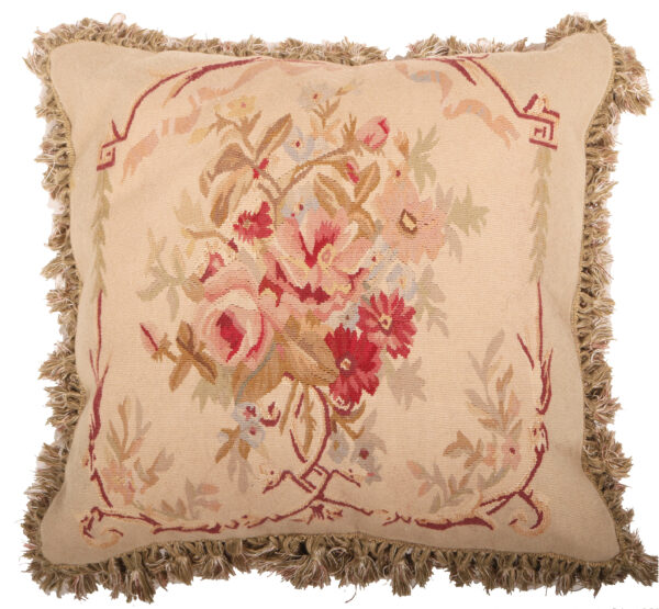 Aubusson Cushion No 1 Size 45x45 Cm 222139 600x555