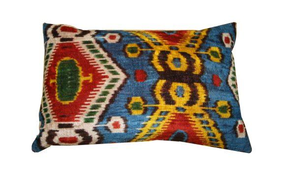 Ikat Cushions One Side Velvet One Side Silk 6 600x362