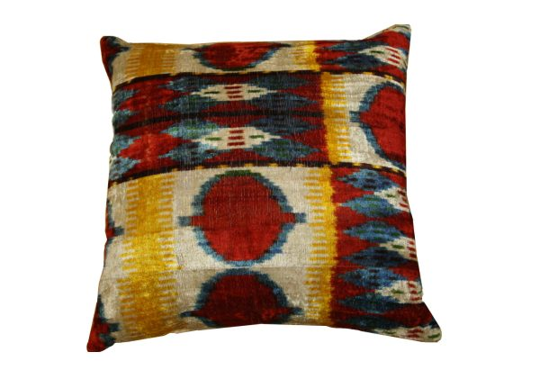 Ikat Cushions One Side Velvet One Side Silk 7 600x431