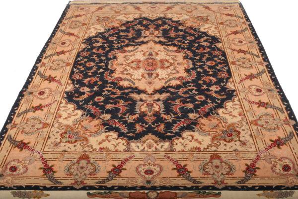 308170 Tabriz Fine Part Silk On Silk Foundation Size 262 X 168 Cm 3 600x400
