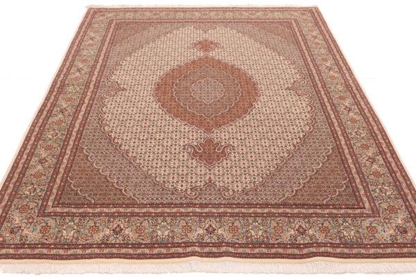 344602 Tabriz With Silk Highlights Size 241 X 173 Cm 2 600x400