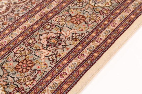 344602 Tabriz With Silk Highlights Size 241 X 173 Cm 5 600x400
