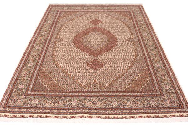 351582 Tabriz Mahi With Silk Highlights Size 245 X 173 Cm 2 600x400