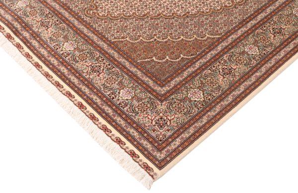 351582 Tabriz Mahi With Silk Highlights Size 245 X 173 Cm 4 600x388