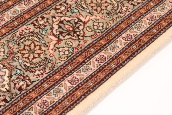 351582 Tabriz Mahi With Silk Highlights Size 245 X 173 Cm 6 600x400
