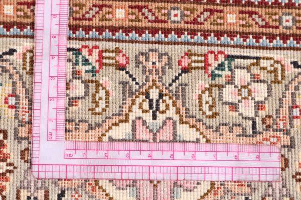 351582 Tabriz Mahi With Silk Highlights Size 245 X 173 Cm 8 600x400