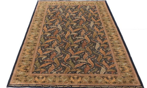 363611 Tabriz Silk Size 225 X 140 Cm 2 600x358
