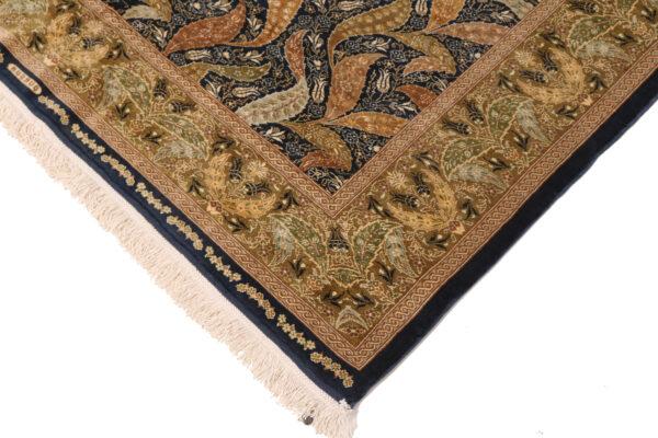 363611 Tabriz Silk Size 225 X 140 Cm 4 600x400