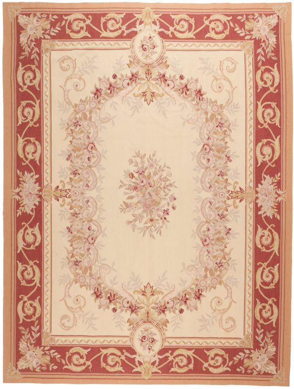 Aubusson Design 43 Available In 240x160 Cm 280x180 370x270 430x300 Cm And 310x122 Cm 1 600x793